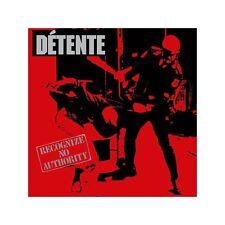 Détente-recognize No Authority [+ démos] (new*lim.400 DLP * BLACK V. * US Trash)