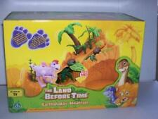 """The Land Before Time EARTHSHAKIN' MOUNTAIN with RUBY MINI 4"""" Figure included"""