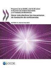 Proyecto de la Ocde y Del G-20 Sobre la Erosion de la Base Imponible y el...