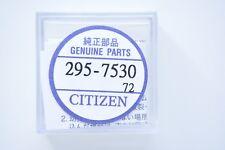 Citizen Eco Drive CTL621F Knopfzellen 295-753 Fahne akku Solar rechargeable H100