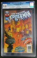 Amazing Spider-Man #416 Marvel Comics CGC 9.8 White Pages