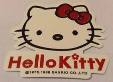 Pegatina/sticker/autocollant/ Adesivo/Etiket/ Aufkleber: Hello Kitty