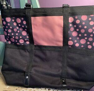 Amm's Original Tote-Ally Cool II On the Go Tote Craft Scrapbook Diaper Bag