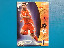 Panini Trading Cards Champions League 2007 n.105 Jermain Pennant Liverpool