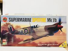 Maqueta AIRFIX SUPERMARINE SPITFIRE Mk Vb Ref. 12005 escala 1:24 series 12