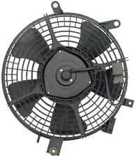 FITS 1995-2001 SUZUKI SWIFT GEO CHEVY METRO A/C CONDENSER COOLING FAN ASSEMBLY
