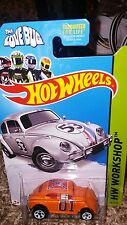 Volkswagen Beetle Bug VW Dukes of Hazzard Herbie card custom
