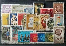 Worldwide - Mondial Europa CEPT, Lot de timbre(s) (O) - TB - 3367