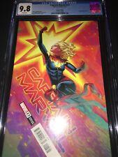 Captain Marvel #23 CGC 9.8 - 1st App Ove & Brigid - Dauterman Variant - 2021