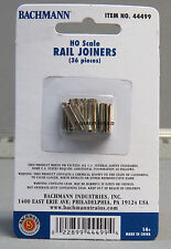 BACHMANN TRAIN HO E-Z TRACK RAIL JOINERS 36 pcs scale connectors pins 44499 NEW