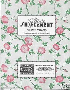 """Chiu Chee-Wan: Chiu's Supplement - Silver Yuans"""" (Edited by Michael Rogers)"""