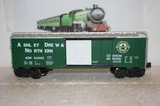 O Scale Trains K-Line Ashley Drew Northern Box Car 6429202