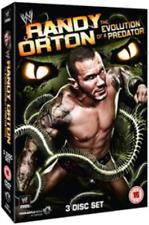 WWE Randy Orton The Evolution of a Predator 5030697022813 DVD Region 2