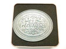 Buckle Boucle de ceinture WRANGLER-Produit Sous Licence 936178
