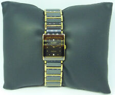 Rado DiaStar Integral Damenuhr Keramik/gold 153.0283.3N Ceramic Damen Uhr
