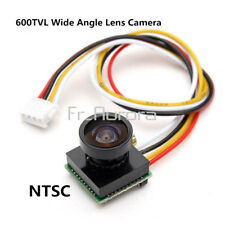 600TVL 1/4 1.8mm Lens CMOS 170 Degree Wide Angle CCD Mini FPV Camera NTSC