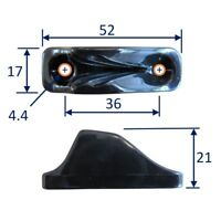 Mini Jam Cleat For Sailing Dinghy, CL204: Freepost
