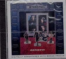 JETHRO TULL:BENEFIT+4 REMAST