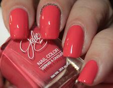 NEW! JULIE G nail polish lacquer ROMEO ~ Coral