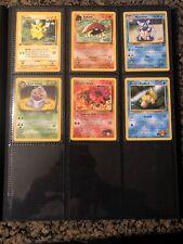 Pokemon Near Complete W Stamp Promo Set (6/7) - Missing Dark Charmeleon