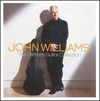 JOHN WILLIAMS (2 CD) THE ULTIMATE GUITAR COLLECTION ~ BEST~GREATEST HITS *NEW*
