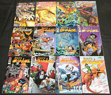 Modern Homage/Image LEAVE IT TO CHANCE 12pc Count High Grade Comic Lot Fantasy