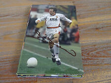 EUSEBIO DI FRANCESCO (1) AS ROMA & ITALY - PHOTOGRAPH ORIGINAL SIGNED **