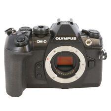 Olympus OM-D E-M1 Mark II Mirrorless Micro 4/3 Digital Camera Body{20.4 MP} BG