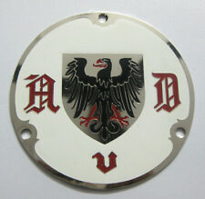 Wuerttemberg Heimat Rallye 1960 Badge Car Grill Badge Emblem Badges & Mascots Adac Germany