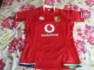 British & Irish Lions 2021 Home Test Jersey Large New without Tags