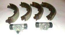 """Brake Shoe & Wheel Cylinder SET - Suzuki Sierra Maruti """"Wide Track"""" (88-96)"""