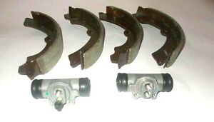 "Brake Shoe & Wheel Cylinder SET - Suzuki Sierra Maruti ""Wide Track"" (88-96)"