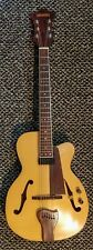 Handmade Archtop Gary Stroup #115 - made in 2006