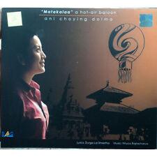 Matakala a hot-air ballon Ani Choying Dolma Newar CD,Nepal