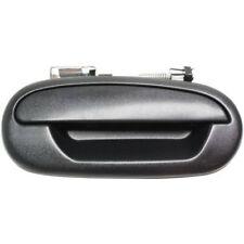 For F-150 01-03, Rear, Passenger Side Door Handle, Black, Plastic