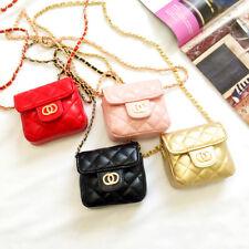 Korean Girls Kids Fashion Small Shoulder Bag Princess Mini Handbag Crossbody Bag