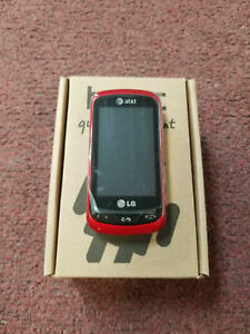 LG Expression at&t 3G Slider Phone