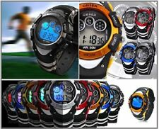 Ohsen Silicone/Rubber Band Wristwatches