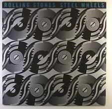 """12"""" LP - The Rolling Stones - Steel Wheels - C801 - washed & cleaned"""