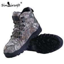 Military Tactical Boots Camping Hiking Hunting Climbing Desert Shoes Men Camo MC