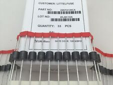 20KPA120CA Littelfuse, 20kW 120 VWM 194 VC 104.1 Amp, TVS Diode, Bidirectional