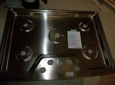 New Lg Stainless Steel 30 Inch Cooktop( Top Only ) From Model Lcg3011St