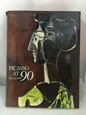 Picasso at 90 The Late Work  by Klaus Gallwitz
