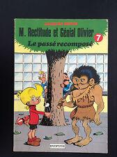M Rectitude et Génial Olivier le passé recomposé Jaques Devos 1979