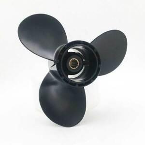 Propeller Aluminium 10-1/4 x 11 für Suzuki 25 + 30PS, OE Nr. 58100-96420-019