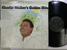 Country Lp Charliewalker Golden Hits On Harmony