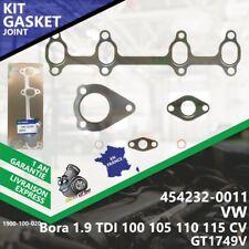 Gasket Turbo VW Bora 1.9 TDI 100 105 110 115 CV 454232-11 454232-5011S ATD-020