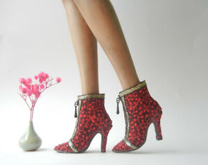 """Zhang_young shoes/boots  for  Tonner 22""""Tonner American Model doll (3-22AS-5)"""