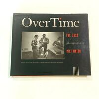 Overtime: Jazz Photographs of Milt Hinton by David Berger, Milt Hinton FE HC DJ