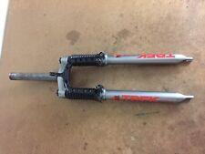 "Vintage Trek Mogul suspension fork 1 1/8"" threaded steerer ~ 195mm long"